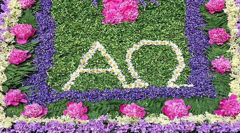 Blumenteppiche zu Fronleichnam