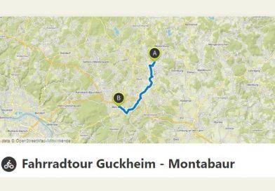 Fahrradtour Guckheim – Montabaur