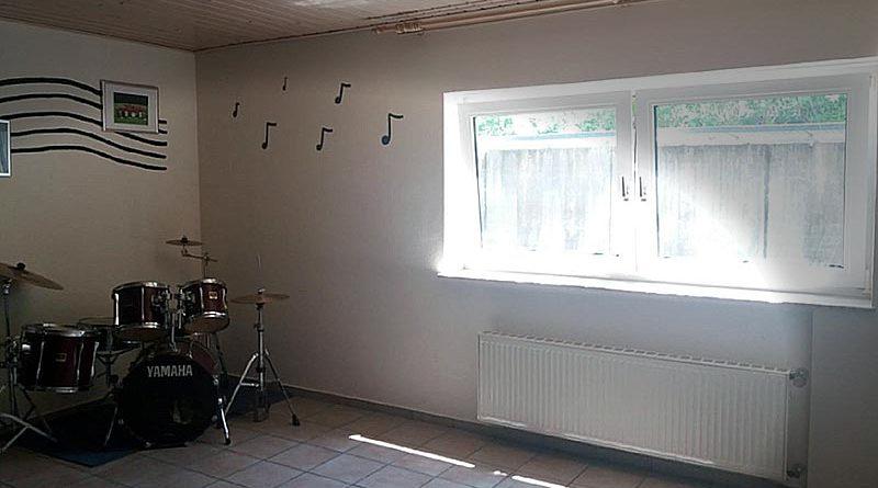 Proberaum des Musikvereins Guckheim