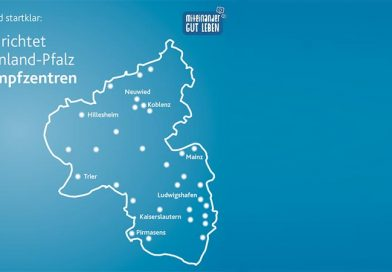 Corona-Impfung in Rheinland Pfalz