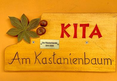 Kita am Kastanienbaum
