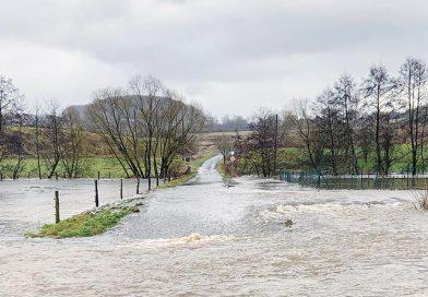 BG BAU: Unfallschutz für Hilfe bei Hochwasserkatastrophe
