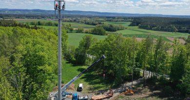 Interview zur geplanten  Mobilfunk-Sendeanlage in Guckheim